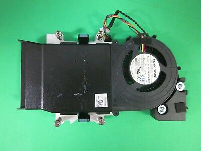 5JV3N Genuine OEM DELL Optiplex 3020M Fan Shroud Heat Sink Assy Heatsink w Screw
