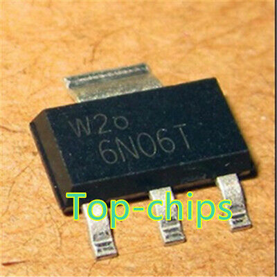 PHT6N06LT,135 MOSFET N-CH 55V 5.5A SOT223 PHT6N06LT 6N06 PHT6N06 5PCS