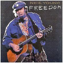 Freedom-von-Young-Neil-amp-the-Restless-CD-Zustand-gut