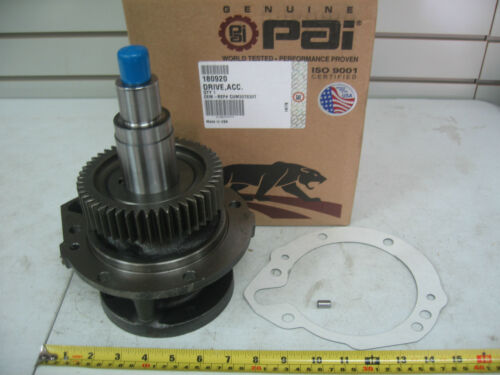 # 3078307 Large Shaft Accessory Drive for a Cummins N14 PAI Brand # 180920 Ref