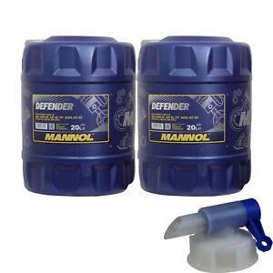 40L-defensor-MANNOL-10W-40-API-SL-CF-aceite-motor-aceite-MN7507-20-incluido-grifo-para