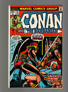 CONAN THE BARBARIAN #23 KEY 1st APPEARANCE RED SONJA, HIGH GRADE NEW MOVIE SOON