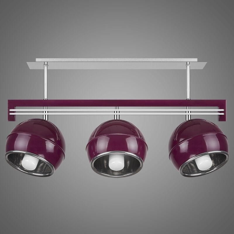 Kugel KG-H3 Hängelampe Designer Lampe 4 Farben Stahllampe Hängeleuchte Schön