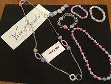 "Viva Jewelry  Matching Jewelry In    "" PRECIOUS  ""  L@@k! 6 Pcs"