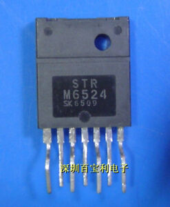 1PCS-STRM6524-Encapsulation-ZIP-7-OFF-LINE-SWITCHING-REGULATOR-WITH-POWER