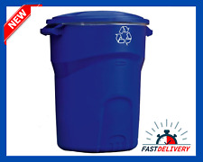 Green EPAuto Car Trash Can with Lid and Storage Pockets