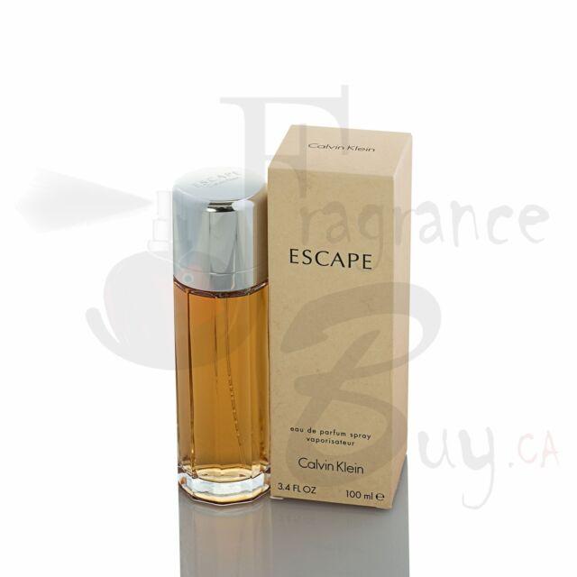 Calvin Klein Escape W 100Ml Boxed