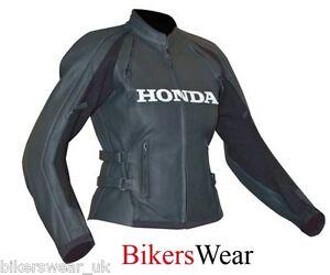 Image Is Loading Joe Rocket HONDA Pacifica Black Ladies Women Leather