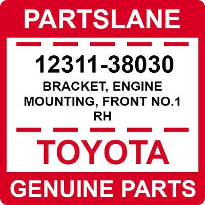 Toyota 12311-38030 Engine Mounting Bracket