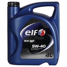 Elf Evolution 900 NF 5W-40 TANICA DA 4 LITRI