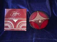 Vintage Women's Raffinee Perfumed Dusting Powder 5 Oz Houbigant Paris