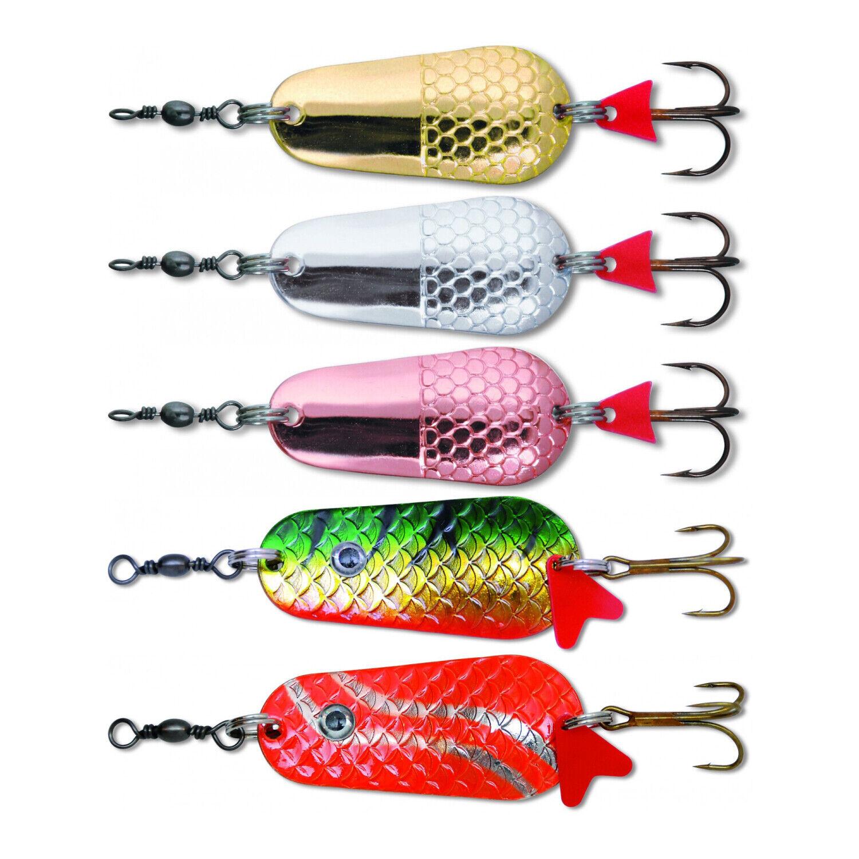 Zebco Classic Spoon Blinker verschiedene Farben und Größen