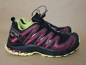 salomon women's xa lite gtx trail running shoes waterproof uk