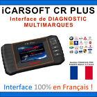 Valise Appareil Diagnostique Pro Multimarque En Français - Obd2 Diagnostic CR+
