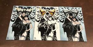 3x-BATMAN-50-BALENT-FORBIDDEN-PLANET-JETPACK-COMICS-EXCL-VARIANT-A-B-C-Wedding