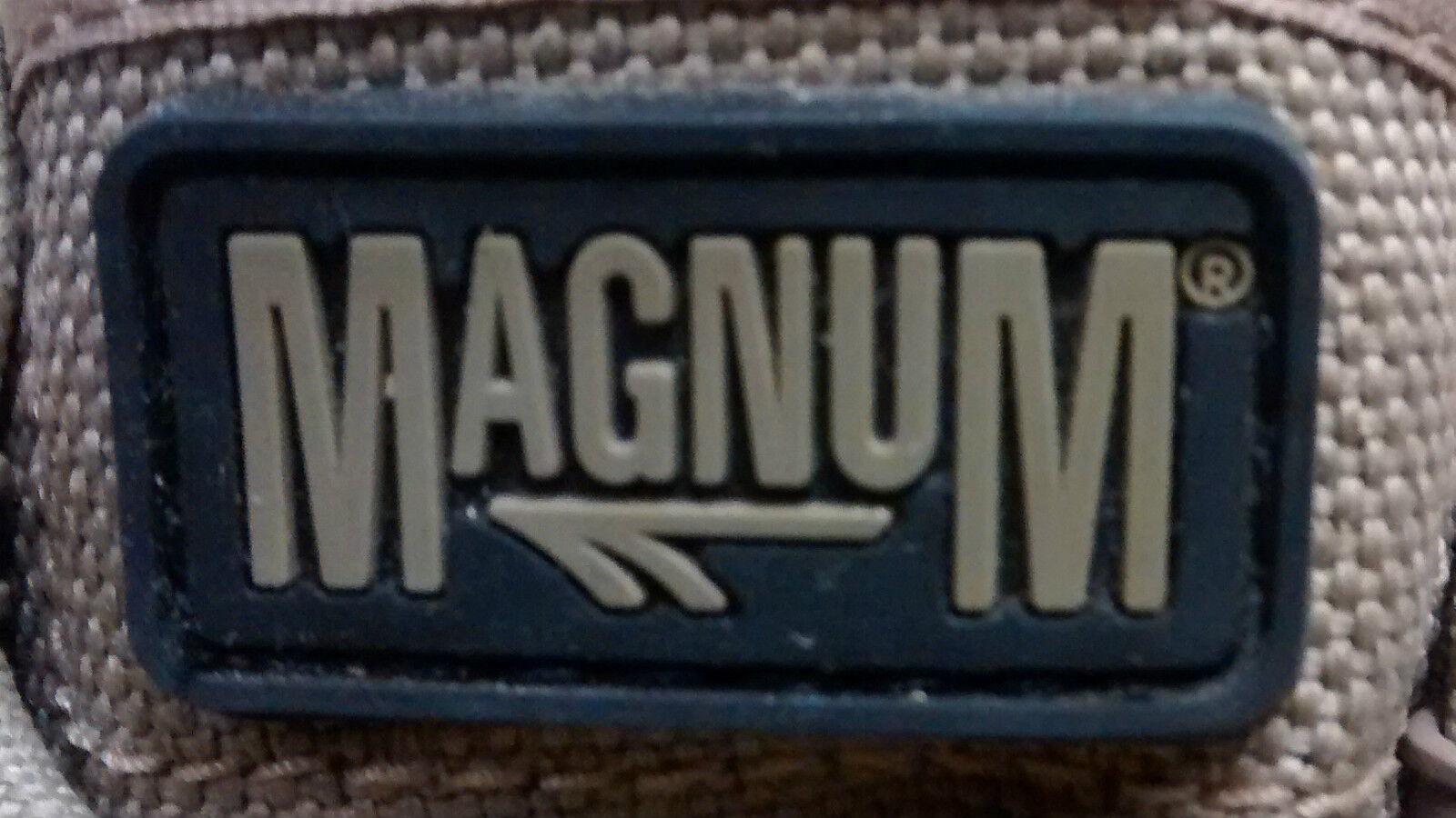 Originale British Numero Numero Numero Magnum Scorpione Deserto Assalto da Pattuglia Anfibi - | Gli Ordini Sono Benvenuti  | Gentiluomo/Signora Scarpa  bc64e3
