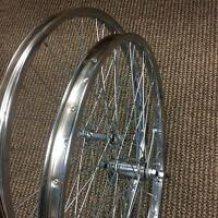 Bicycle Wheels Set 26 X 1.75 Coaster Brake Vintage Bikes