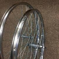 Bicycle Wheels Set 26 X 1.75 Coaster Brake Vintage Bikes