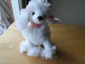 5b8d7fc651d Image is loading White-Poodle-TY-Beanie-Babies-L-039-amore-
