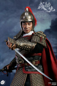 POPTOYS-Ming-Dynasty-Army-General-Hero-Qi-Jiguang-EX014-1-6-Action-Figure