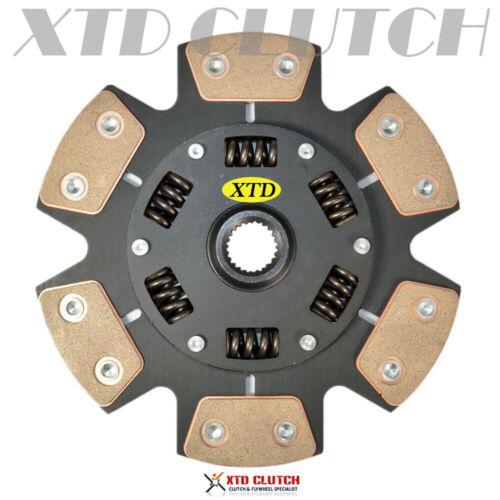 XTD STAGE 3 CLUTCH /& LIGHTEN FLYWHEEL KIT for FORESTER IMPREZA WRX TURBO LEGACY