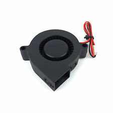 3D Printer 12V DC 50mm Blow Radial Cooling Fan - Hotend / Extruder - RepRap