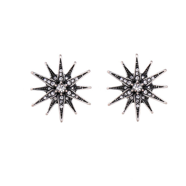 deco ct art earrings by brilliant cut besbelle stud tw for pin