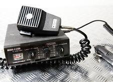 Waltham Mobil S 1200 CB Funkgerät 12 Kanal AM mit Mike und Kabel für Ziganzünder
