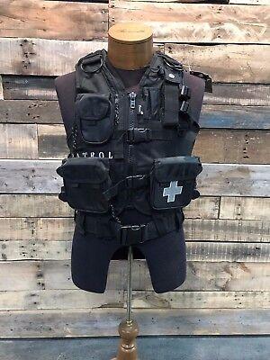 Ski// Snowboard Patrol Vest 3 Colors Swivler