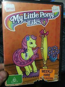 My-Little-Pony-Tales-Volume-2-ex-rental-region-4-DVD-animated-kids-series