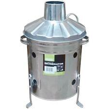 Draper Galvanised Mini Incinerator 15L 53250