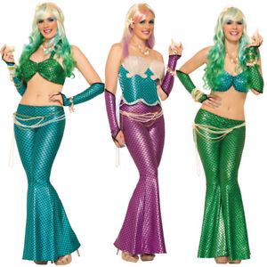 Mermaid Fin Leggings Choose Your Color Tail Little Fish Costume