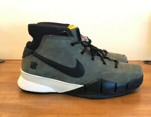 best sneakers 0c92b 23e70 Details about Nike x UNDFTD undefeated Kobe Proto f&f Olive Green size 12  PE Player Exclusive