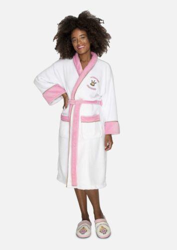 Bathrobe Dressing Gown Women/'s Mr Men Little Miss Princess// Sparkle Ladies