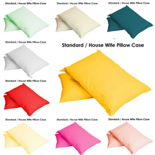 Luxury suitcases PolyCotton Housewife Pair Per Pack Bedroom Pillow