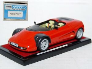 Alezan-AC03-1-43-1994-Ferrari-Michalak-Conciso-Concept-Resin-Handmade-Model-Car