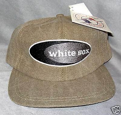 Dass Haare Vergrau Werden Und Helfen Den Teint Zu Erhalten Ausdauernd Vintage American Needle Chicago White Sox Cap Mlb Verhindern