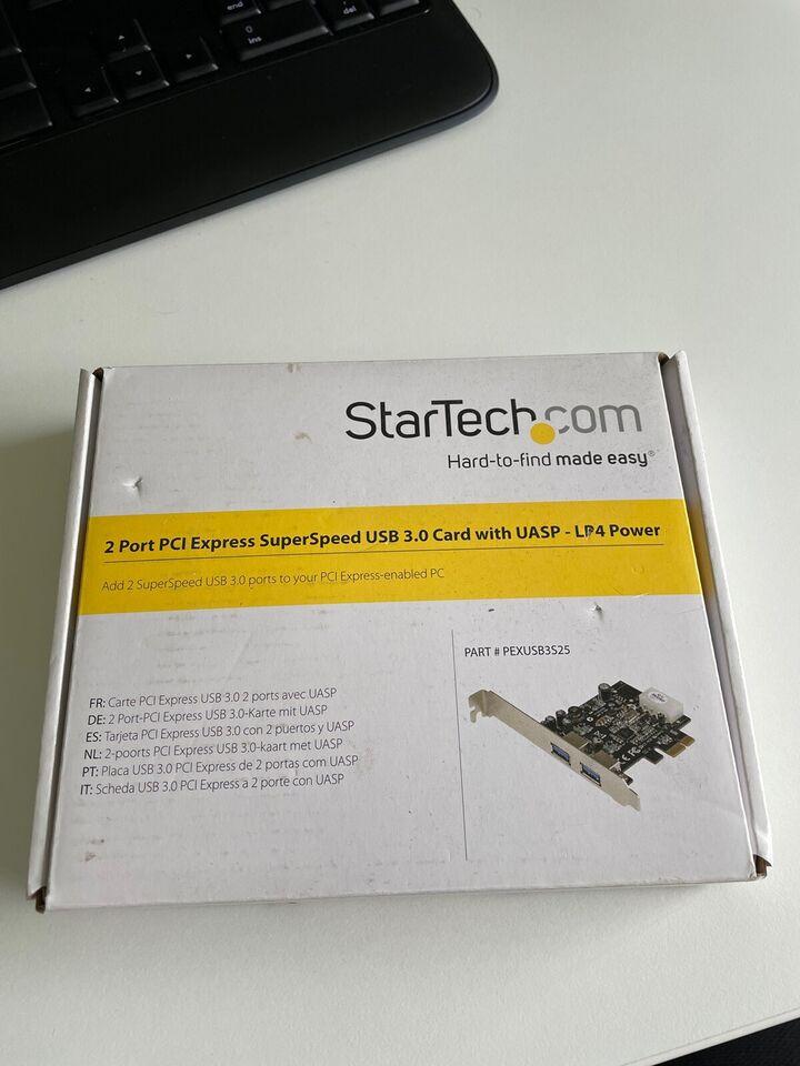 USB, StarTech, Perfekt