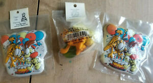 Garfield & Odie Cake Toppers Bakery Craft Pop Top Lot ...