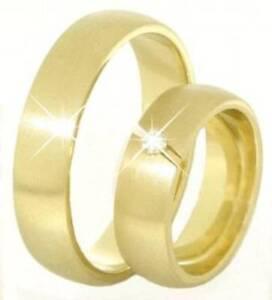 Eheringe-Trauringe-Hochzeitsringe-585-Gold-Gelbgold-14-kt-Massiv-6-mm-breit-Neu