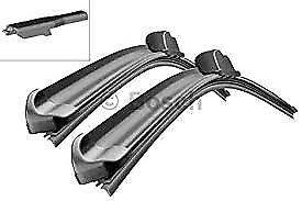 Genuino-Bosch-A308S-Conjunto-De-Escobilla-Aerotwin-Delantero-VW-Polo-9N-Cuchillas-2005-gt