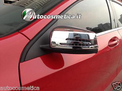 Cover Calotte Specchi Specchietti Retrovisori in abs Cromo Cromato Audi Q5 2017/>