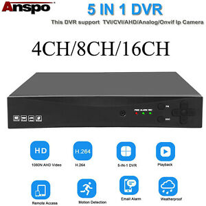 Anspo-5-in-1-AHD-DVR-Video-Recorder-1080N-4-8-16CH-for-IP-Camera-CCTV-Security