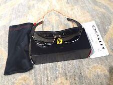 Oakley OO9189-20 Two Face Matte Black / Black Iridium Sunglasses