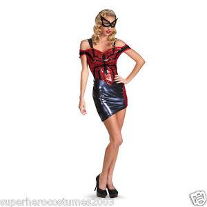 Image is loading The-Amazing-Spider-Man-Spider-Girl-Glam-Female-  sc 1 st  eBay & The Amazing Spider-Man Spider-Girl Glam Female Adult Costume Dress 4 ...