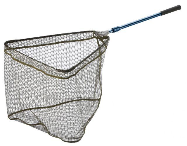 Shakespeare Agility Boat Net 2,35M Netz Gummiert Top Boots Unterfang Kescher Kva