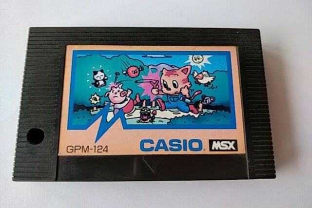 Koneko no dai bouken MSX MSX2 Game cartridge tested -a726-
