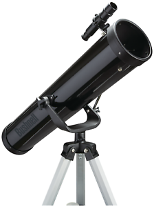 Bushnell-76mm-Reflector-Telescope-Complete-Package-With-Extra-Free-Stuff