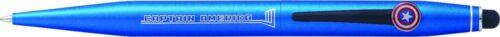 Cross Ballpoint Pen with stylus Tech2 Marvel Captain America AT0652SD-10