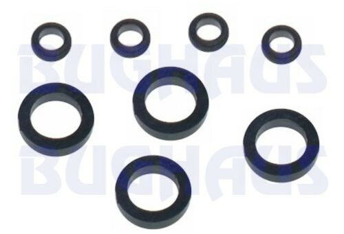 T3 FUEL INJECTOR SEALS FREE SHIP! SET OF 8 VW AIR-COOLED BUG BUS GERMAN
